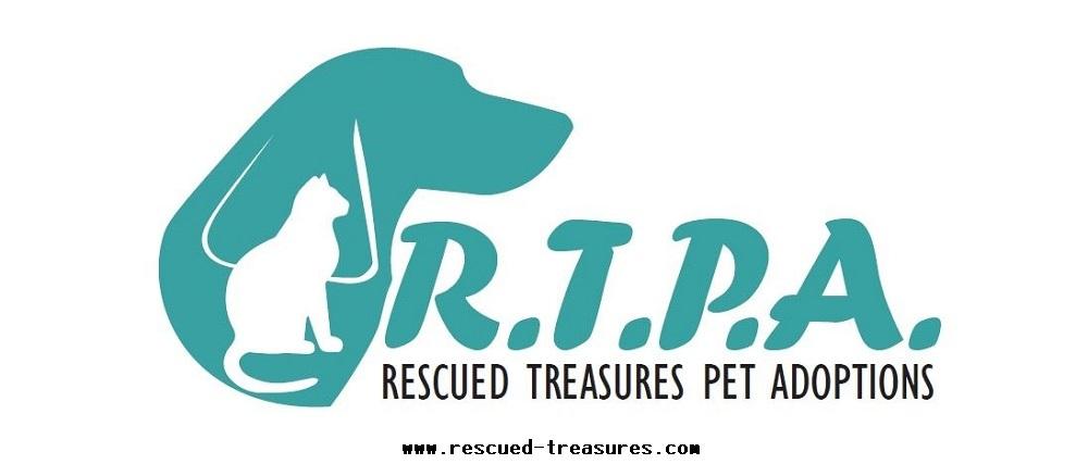 Rescued Treasures Pet Adoptions