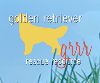 Golden Retriever Rescue Resource logo
