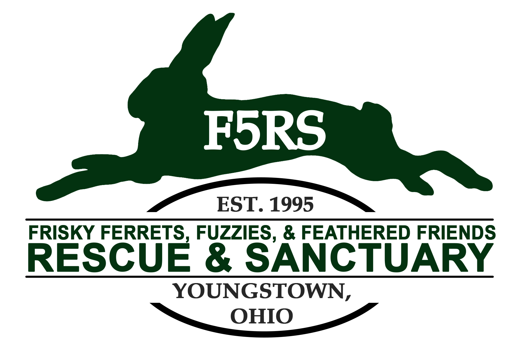 F5RS - Frisky Ferrets Fuzzies Feathered Friends Rescue