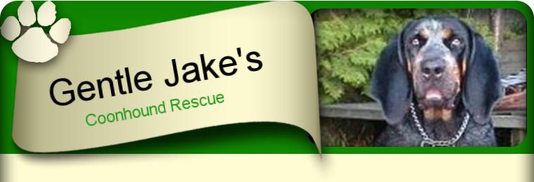 Gentle Jake's Coonhound Rescue