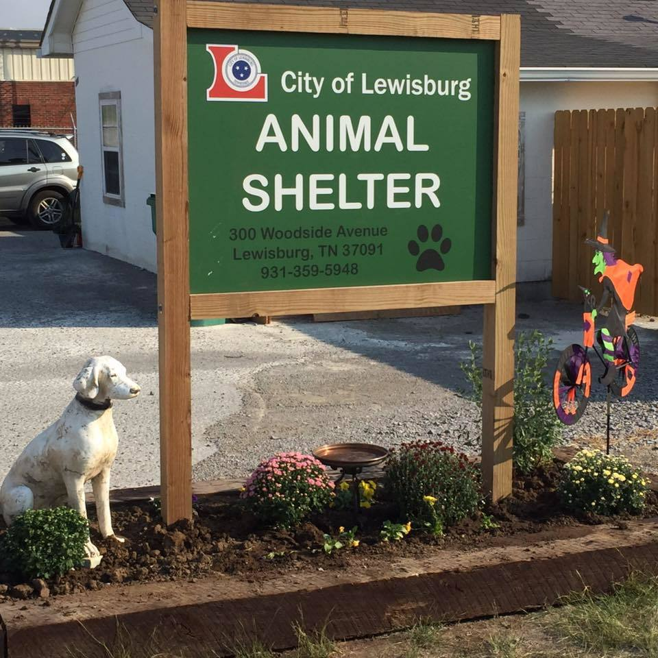 Lewisburg Animal Shelter