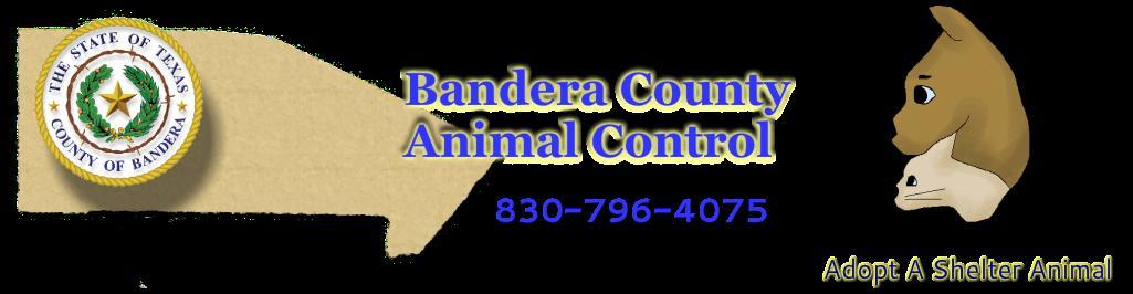 Bandera County Animal Control