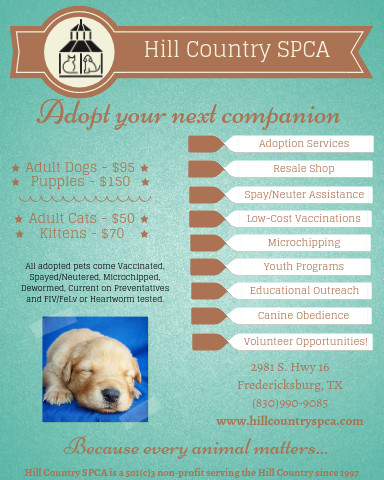 Hill Country SPCA