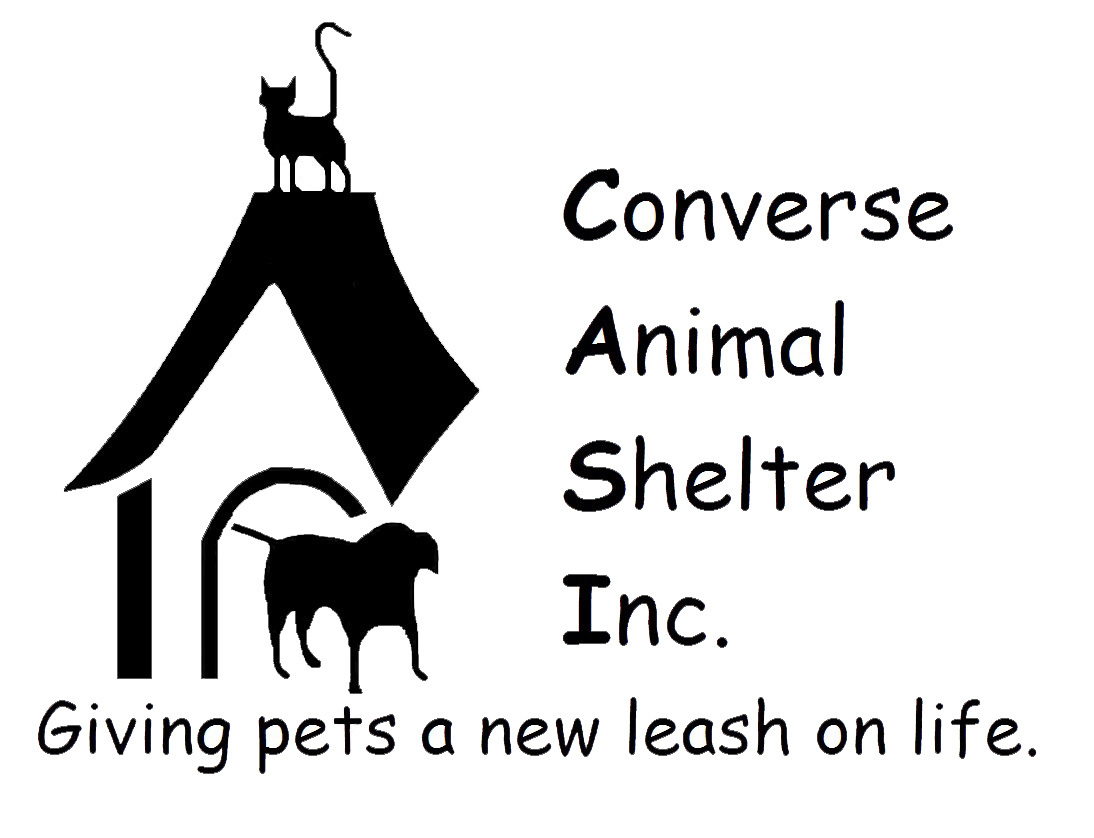 Converse Animal Shelter Inc