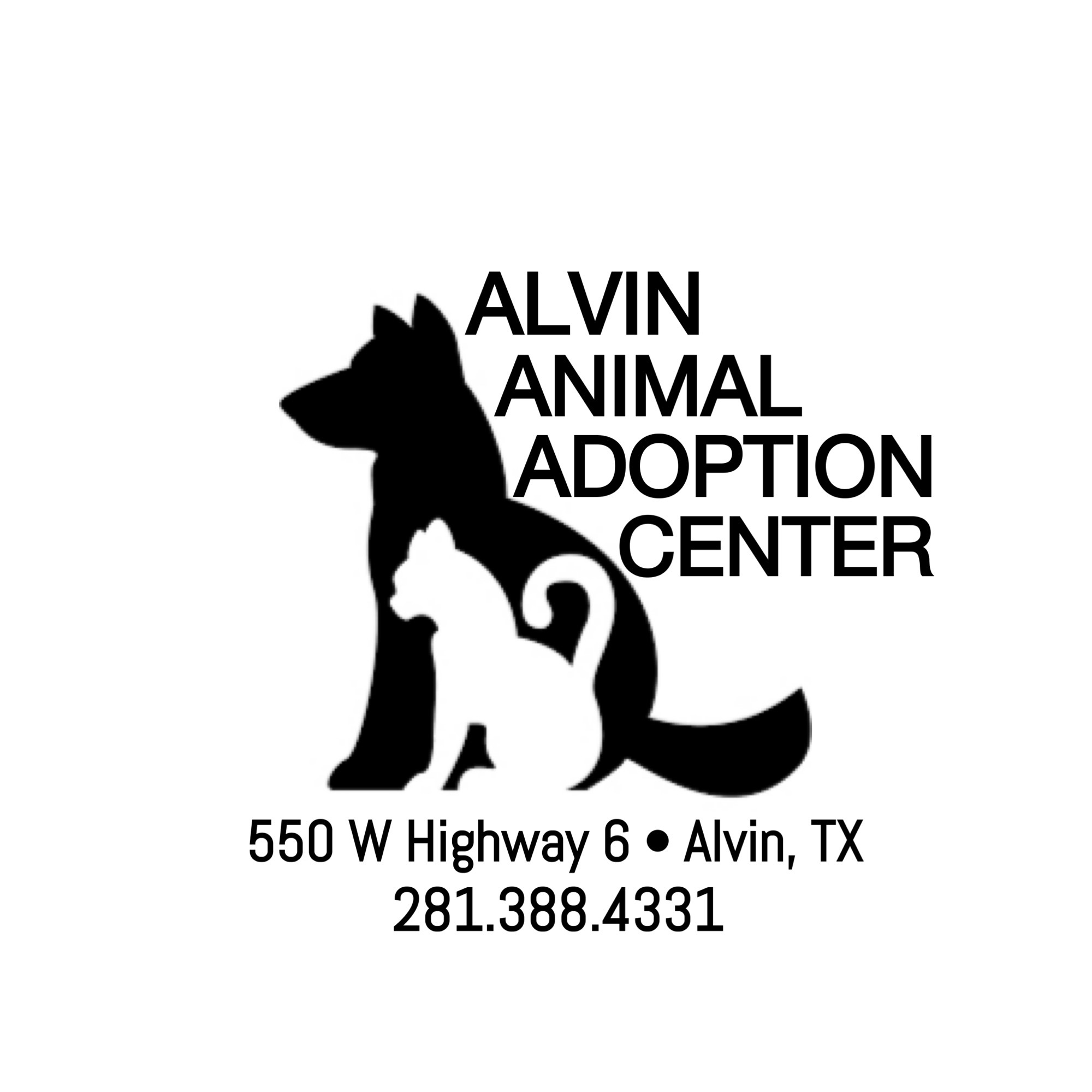 City of Alvin Animal Adoption Center c/o Alvin Police Department