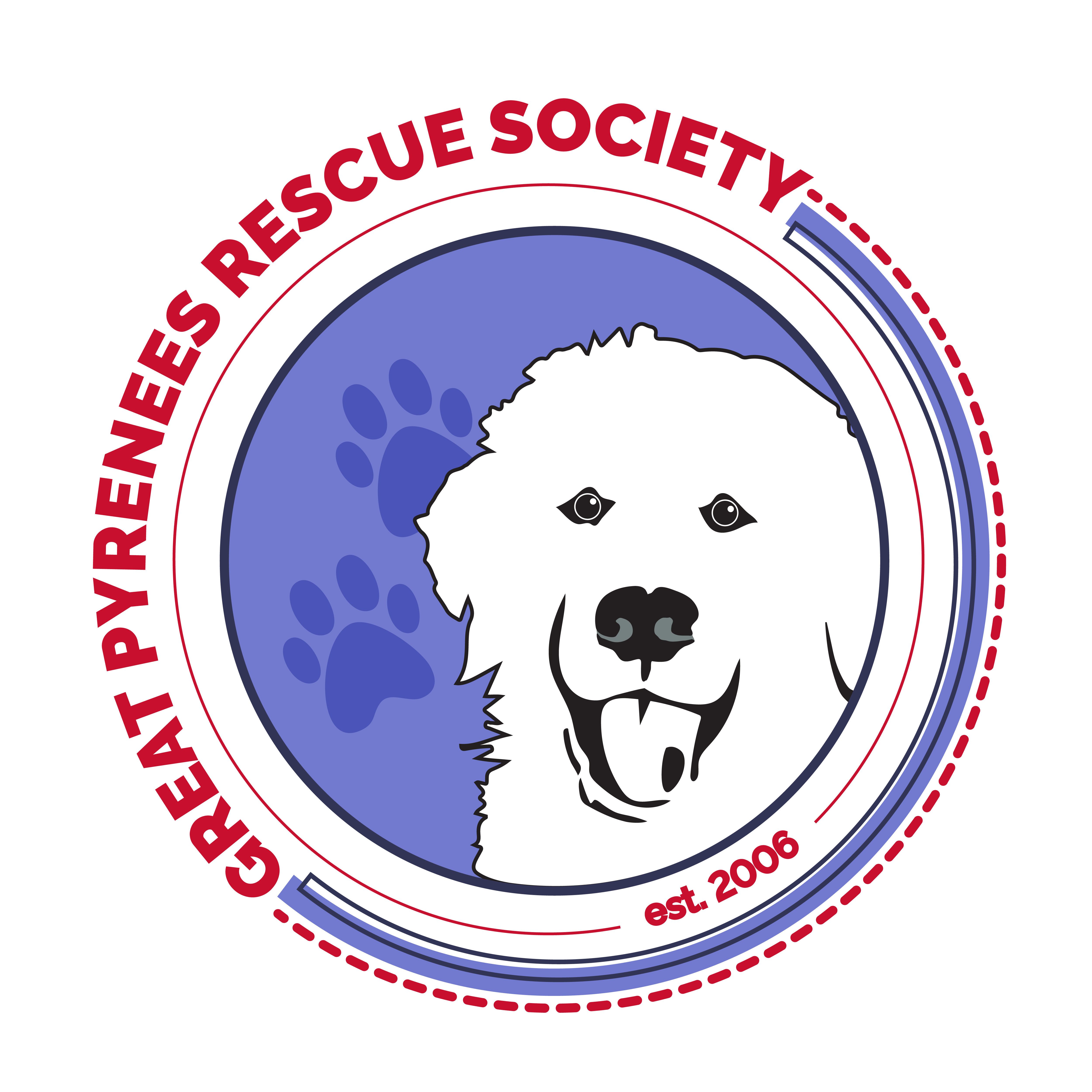 Great Pyrenees Rescue Society
