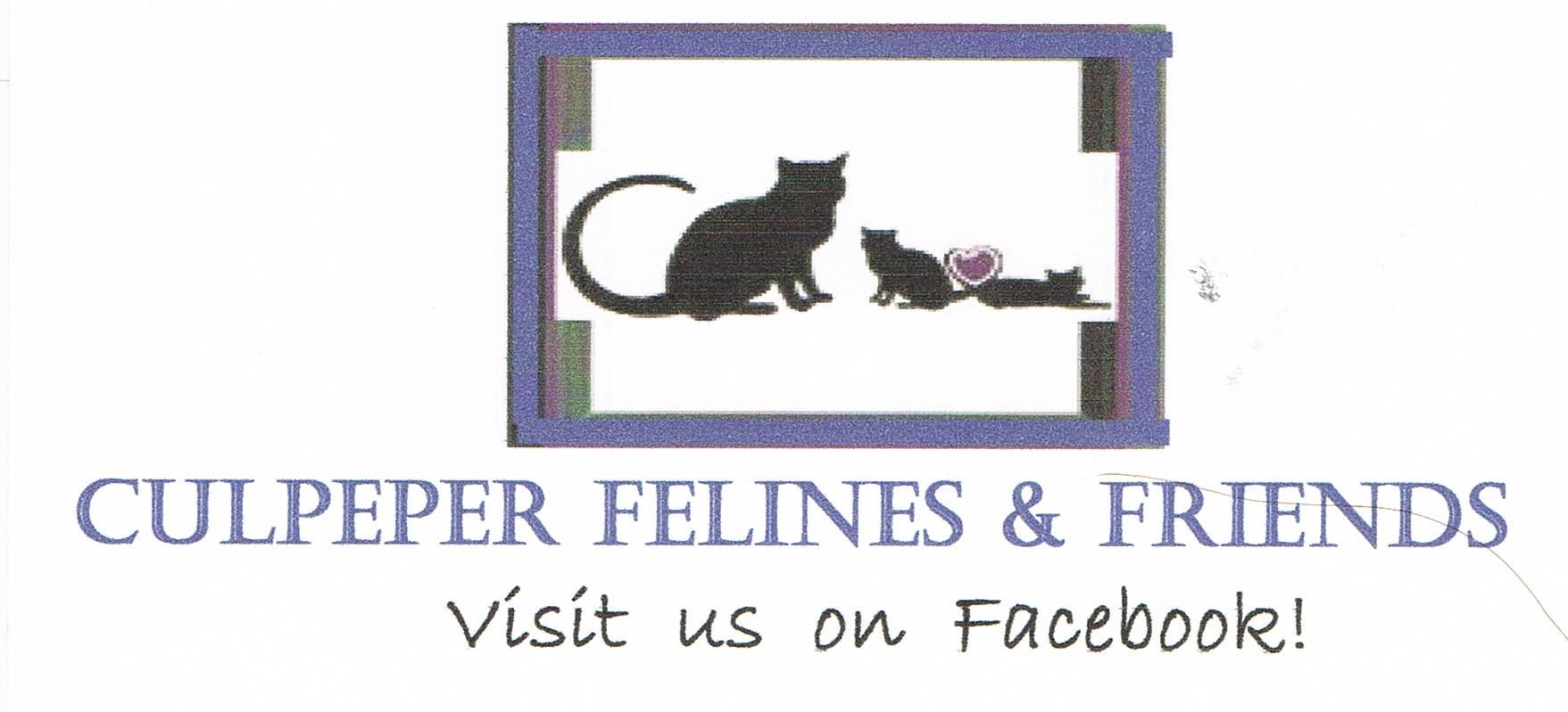 Culpeper Felines & Friends
