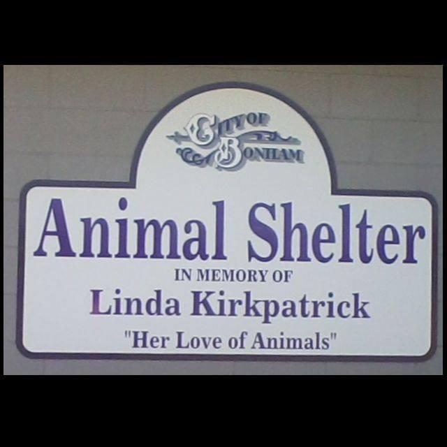 Bonham Animal Shelter