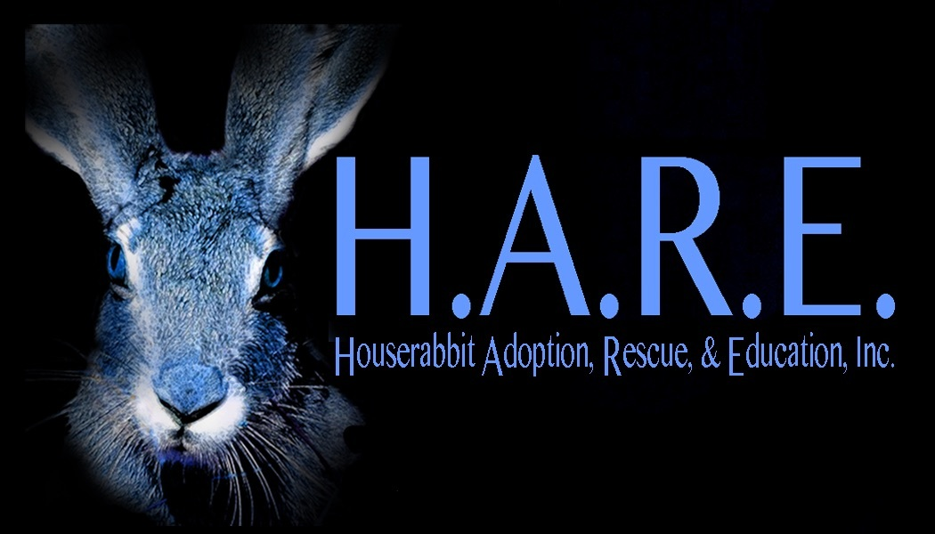 HouseRabbit Adoption, Rescue, and Education, Inc. -- HARE