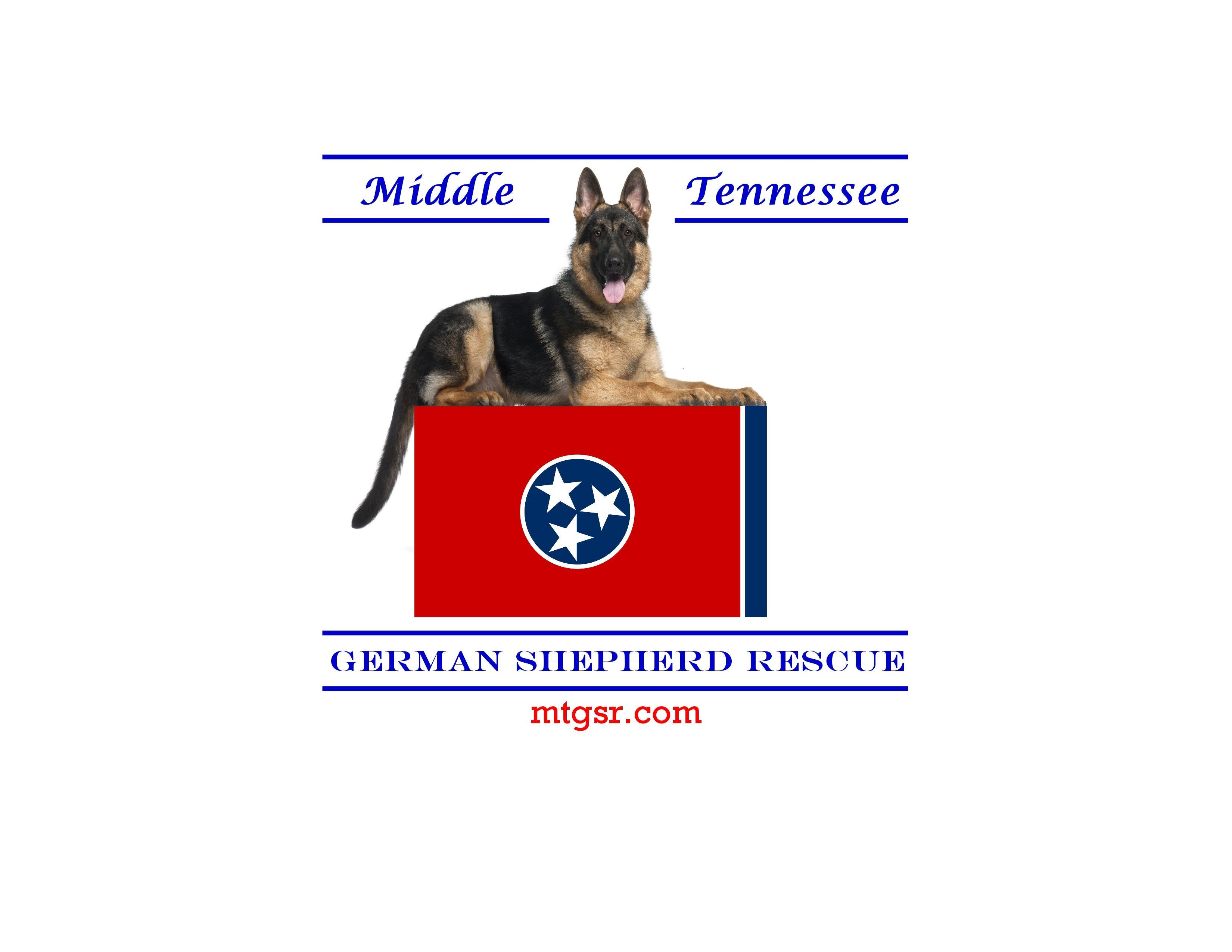 Middle Tennessee German Shepherd Rescue