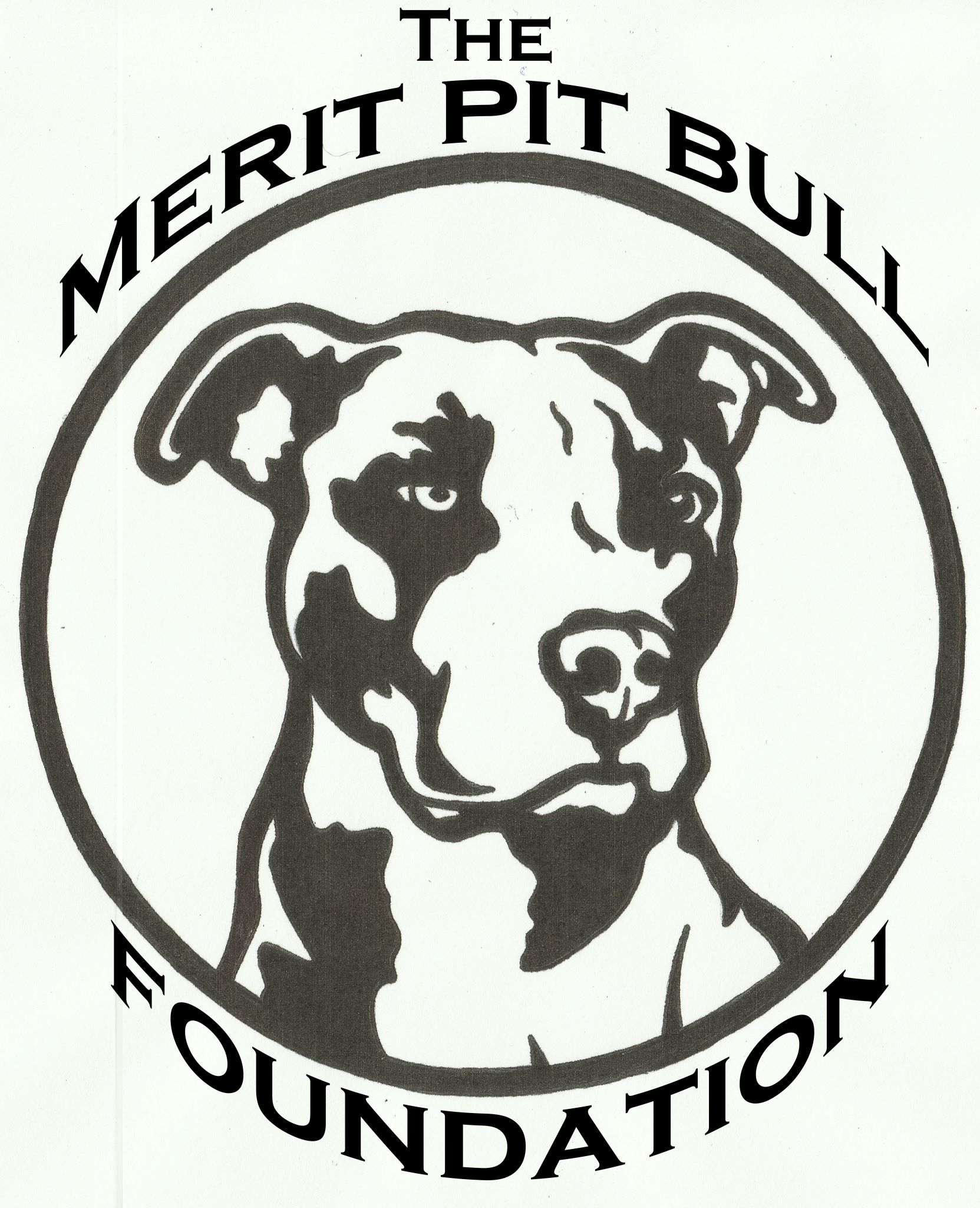 Pets For Adoption At The Merit Pit Bull Foundation In