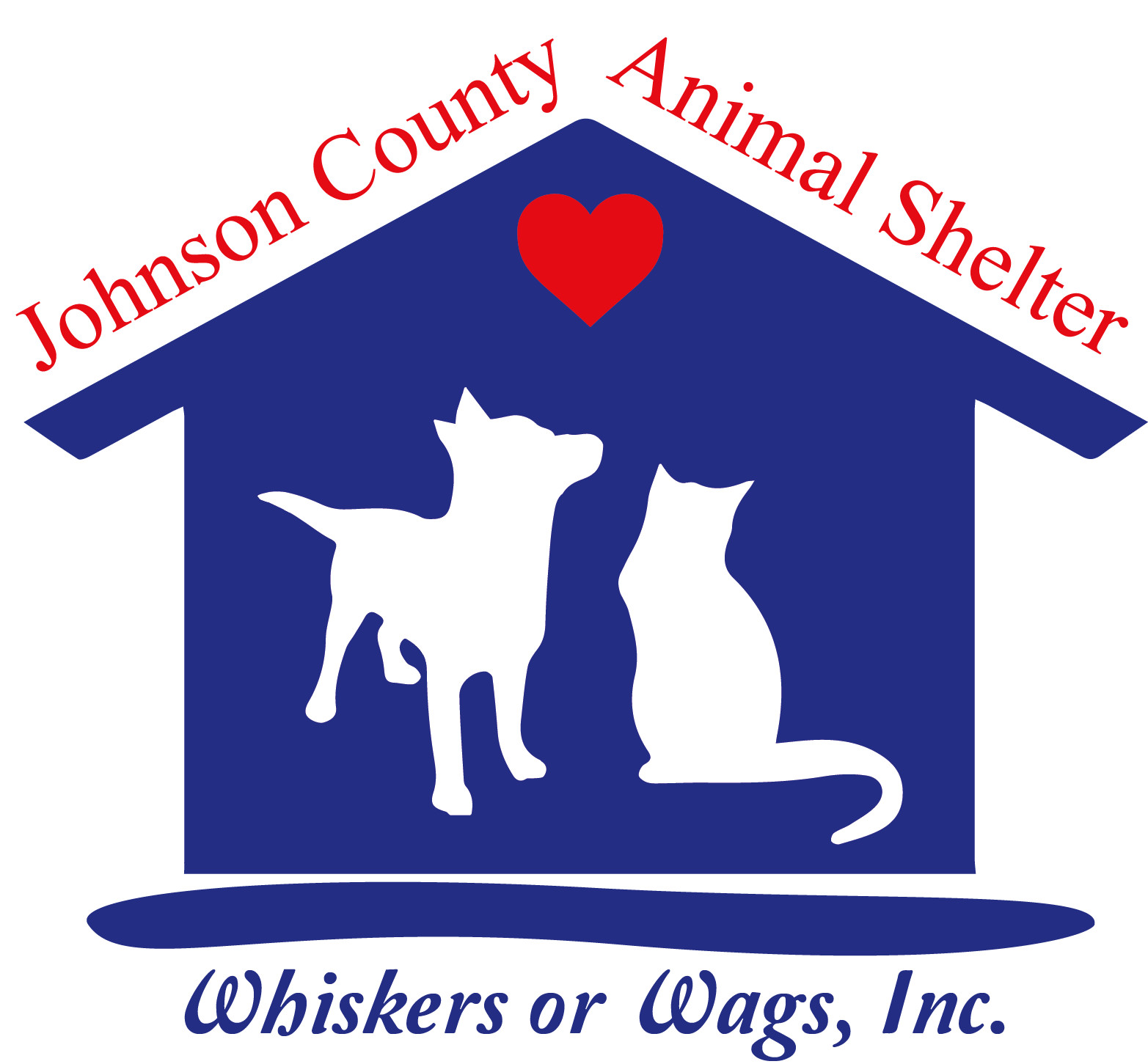 Johnson County Animal Shelter-Whiskers or Wags