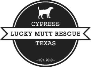 Cypress Lucky Mutt Rescue