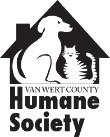 Van Wert County Humane Shelter