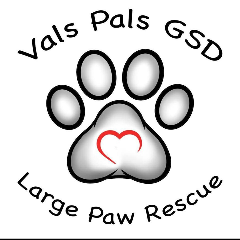 Val's Pals GSD & Large Paw Rescue