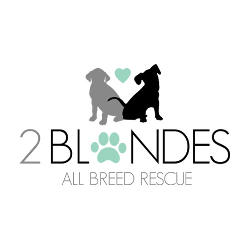 2 Blondes All Breed Rescue