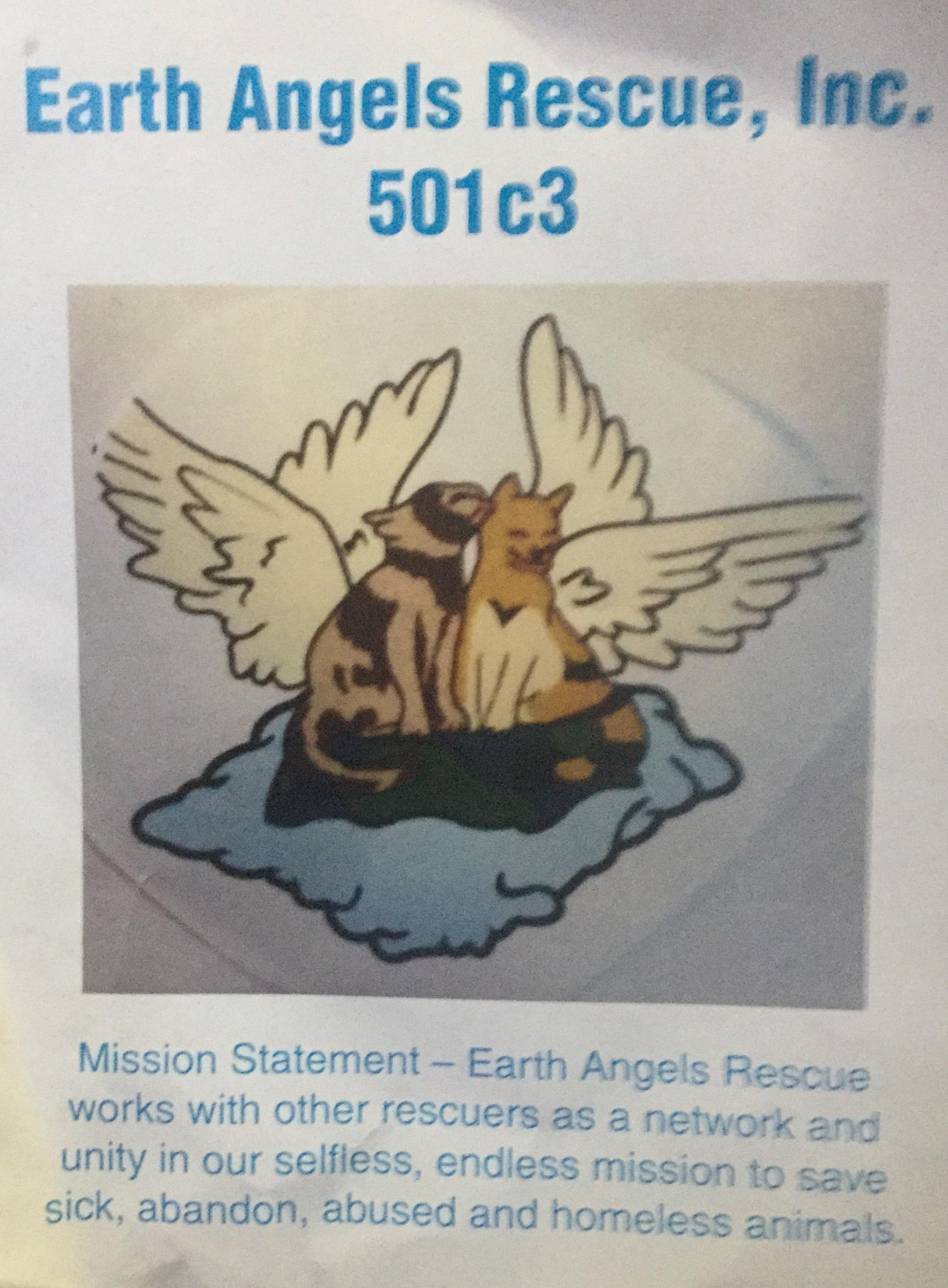 Earth Angels Companion Rescue