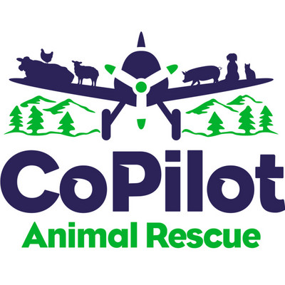 CoPilot Animal Rescue Logo