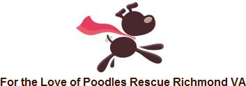 For the Love of Poodles Rescue Richmond VA
