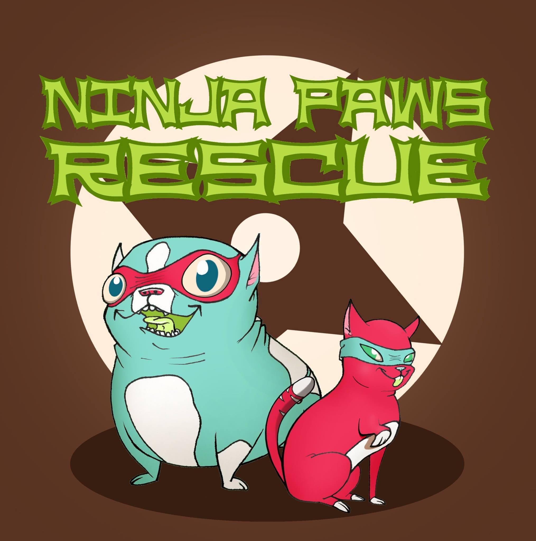 Ninja Paws Rescue