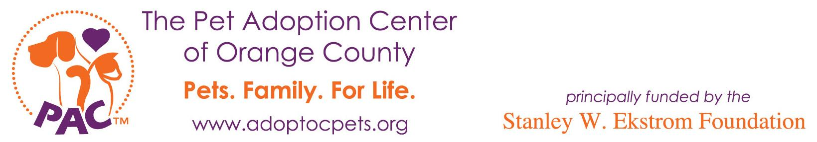 The Pet Adoption Center of Orange County