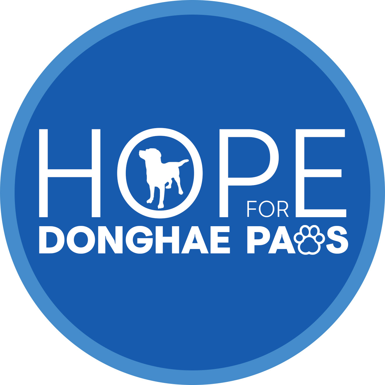 Hope for Donghae Paws(VIRGINIA)