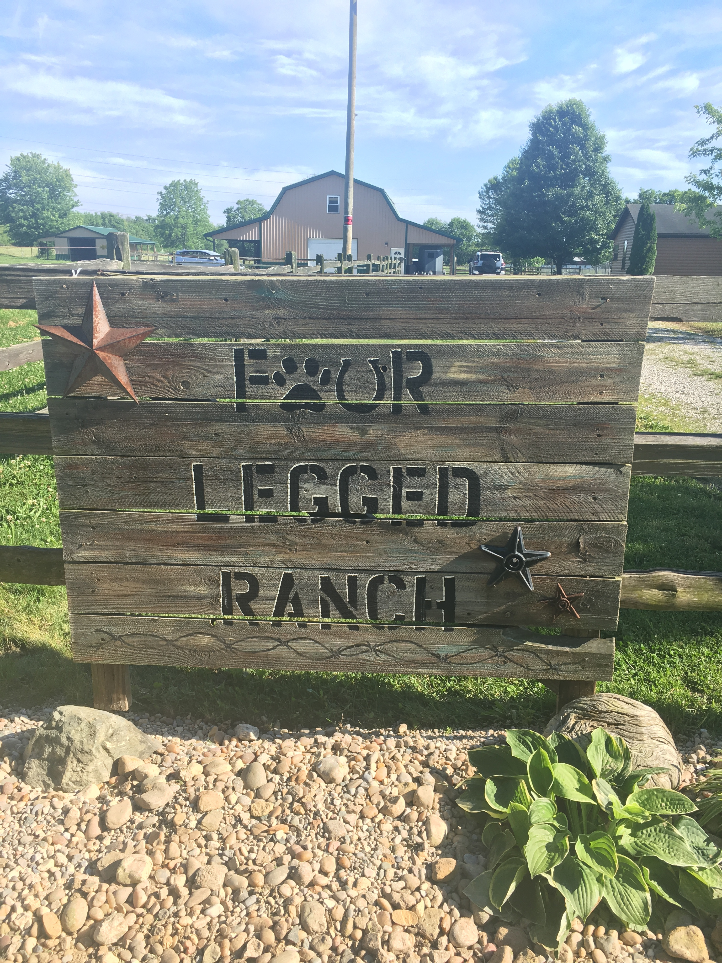 The Four Legged Ranch