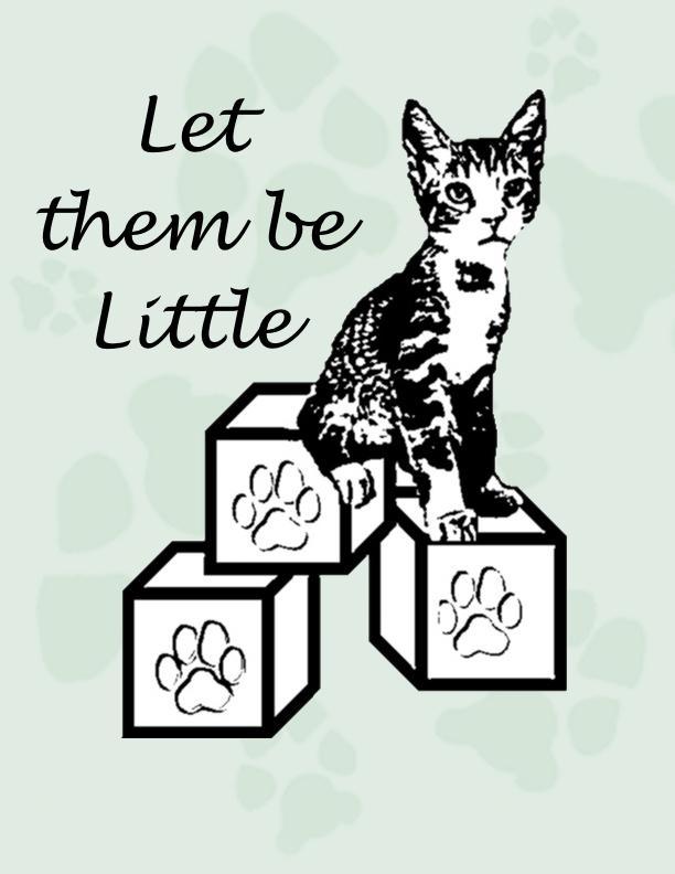 Let Them Be Little Feline Rescue