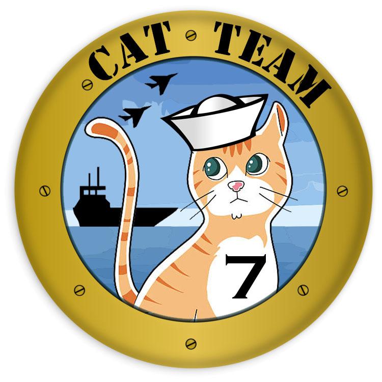 Cat Team 7