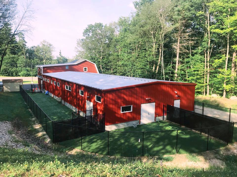 Darbster Doggy Facility in Chichester, NH