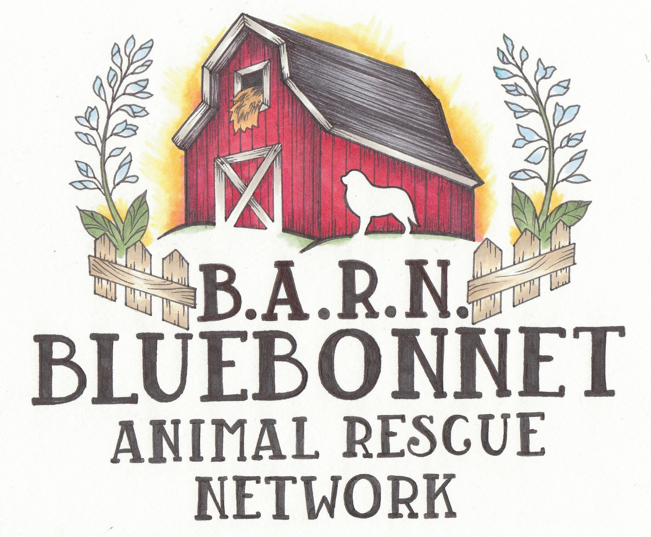 Bluebonnet Animal Rescue Network