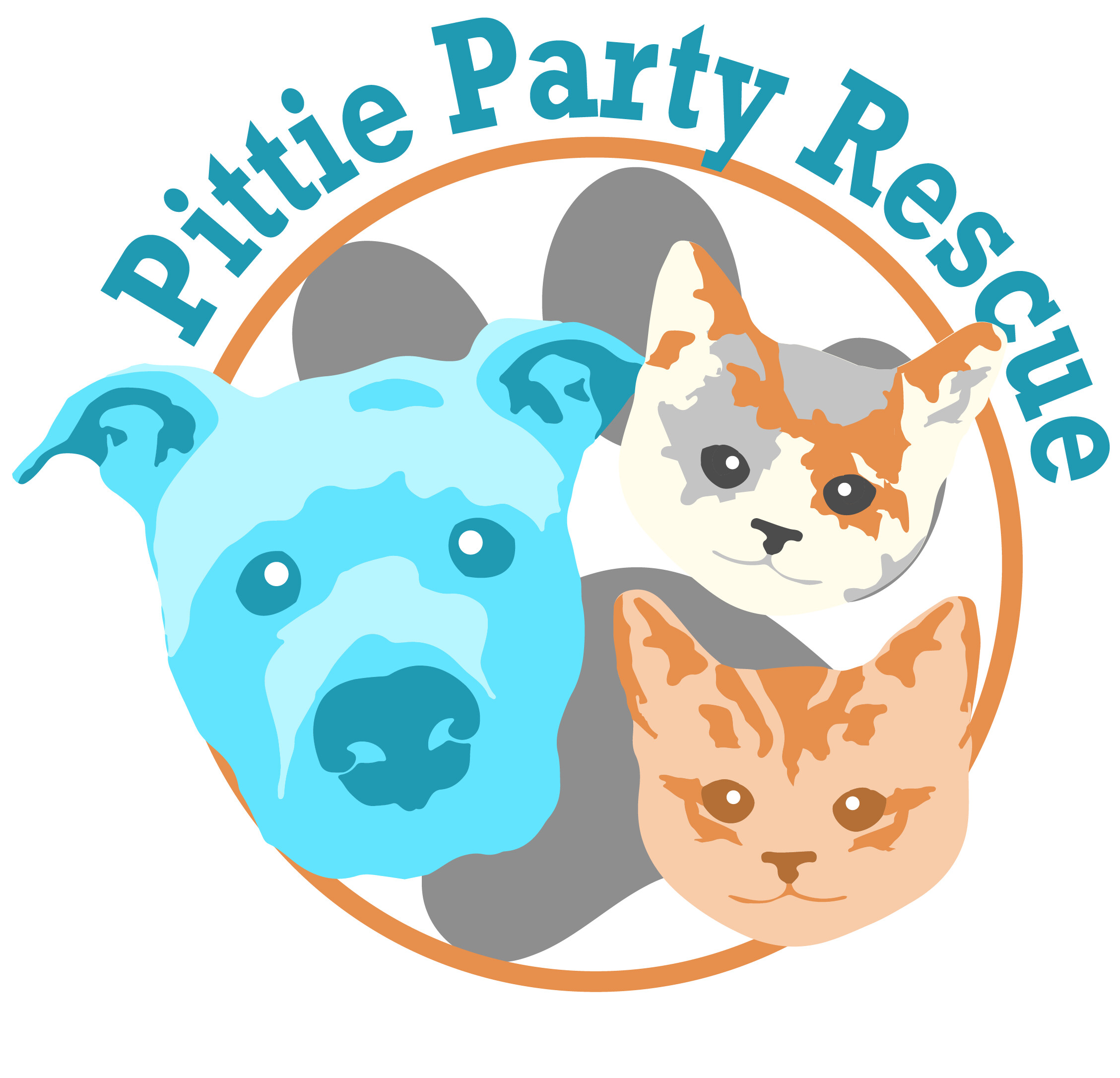 Genae's Pittie Party Rescue