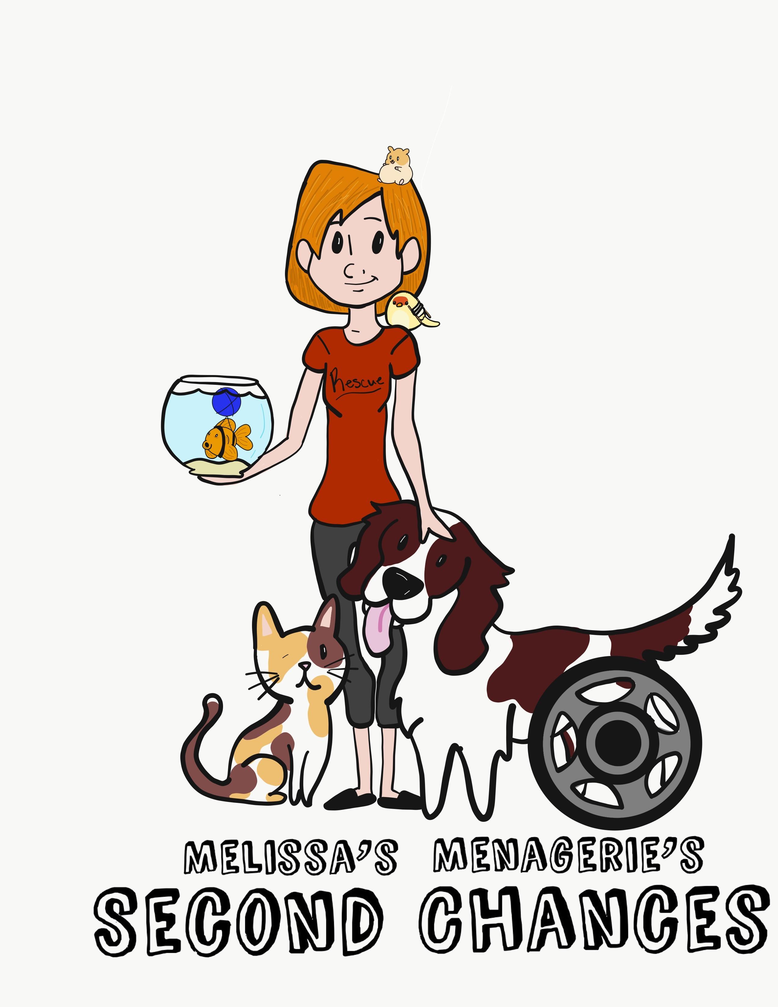 Melissa's Menagerie's Second Chances