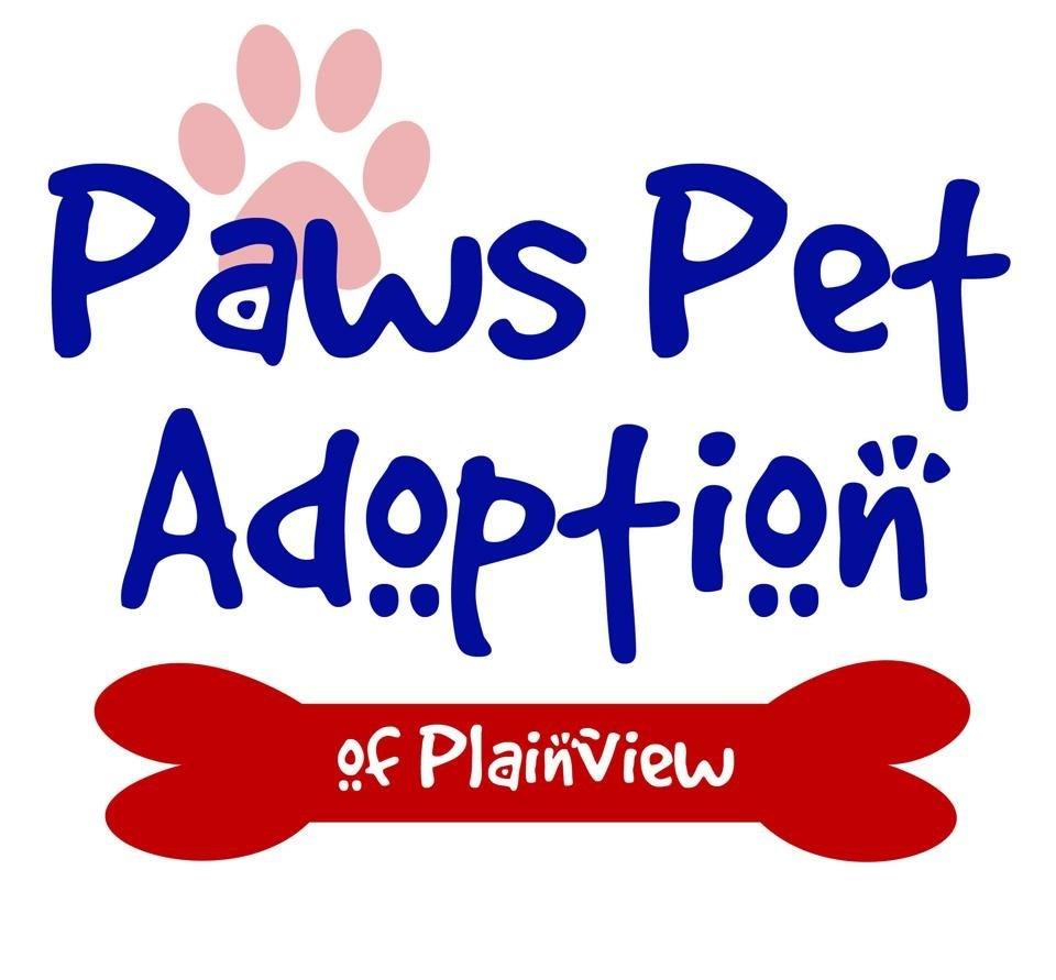 Paws Pet Adoption of Plainview