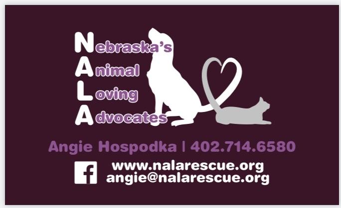 NALA - Nebraska's Animal Loving Advocates