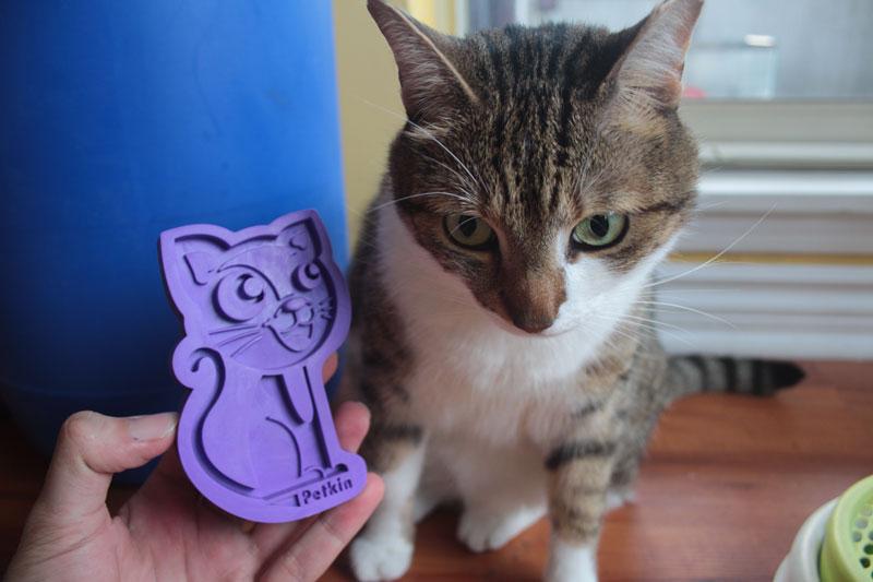 REVIEW: Petkin Shed-Away Cat Brush