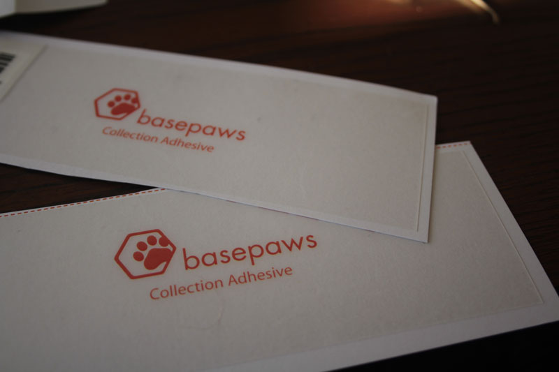 BASEPAWS: Our DNA is now being Sequenced