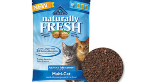 REVIEW: BLUE Naturally Fresh Multi-Cat Natural Cat Litter (Alpine Meadow)