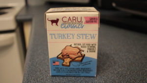 REVIEW: CARU CLASSICS Turkey Stew