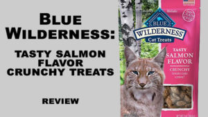 REVIEW: Blue Wilderness Tasty Salmon Flavor Treats