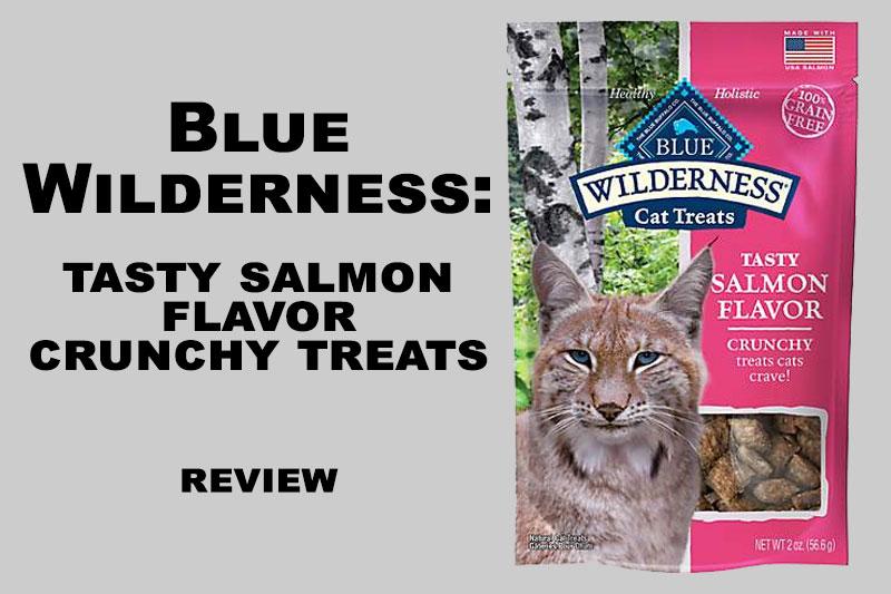 REVIEW: Blue Wilderness Tasty Salmon Flavor Treats