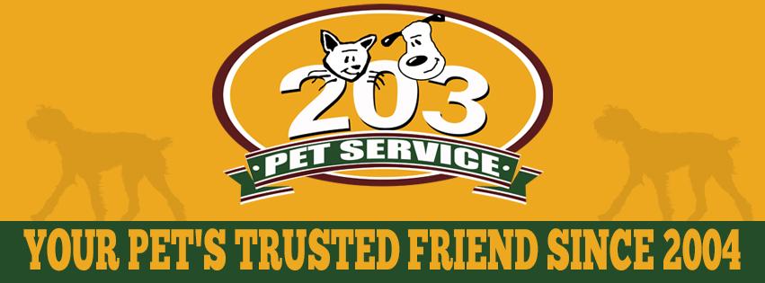 203 Pet Service
