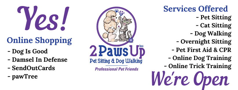 2 Paws Up Inc