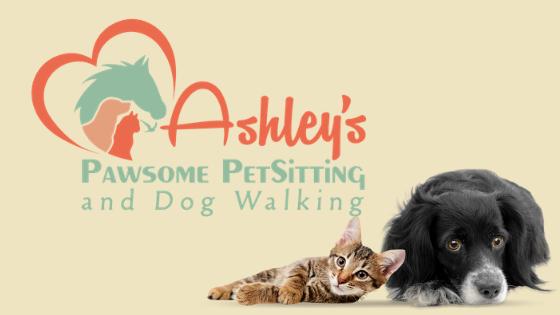 Ashley's Pawsome Pet Sitting