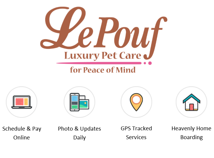 Le Pouf Luxury Pet Care LLC