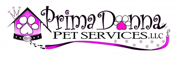 PrimaDonna Pet Services Logo