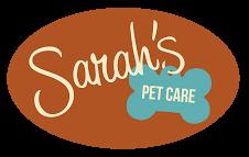 Sarah's Pet Care