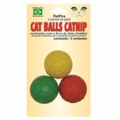 Catball Catnip PetPira para Gatos
