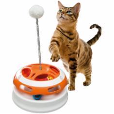 Brinquedo Ferplast Para Gatos Vertigo Carousel