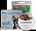 Antipulgas para cachorros